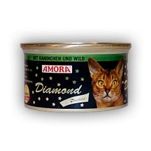 Amora Amora Diamond Katze 85g Nyúl+Vad