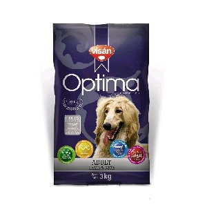 Visán Optima Dog Adult Lamb & Rice 3 kg kutyatáp