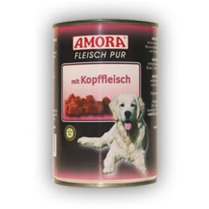 Amora Amora Fleisch Pur Konzerv 400g Fejhús