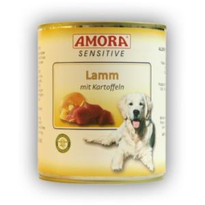 Amora Sensitive Konzerv 800g Bárány&Burgonya