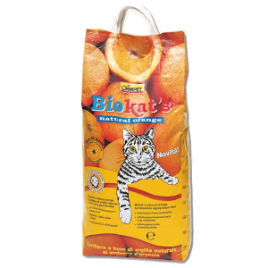 Biokat's ORANGE macskaalom 5kg