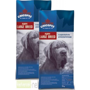 Chicopee Puppy Large Breed 2x20 kg