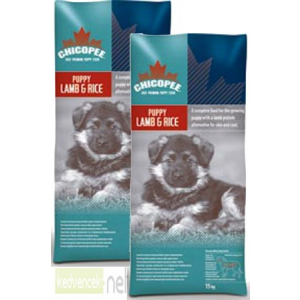 Chicopee Puppy Lamb & Rice 2x15 kg