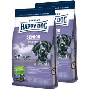 Happy Dog Supreme Senior 12,5 kg DuoPack