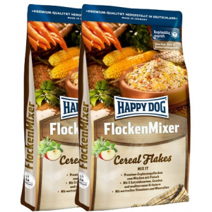 Happy Dog Flocken Mixer pehelykeverék 2X10 kg DuoPack