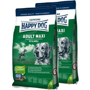 Happy Dog Supreme Adult Maxi 15 kg DuoPack