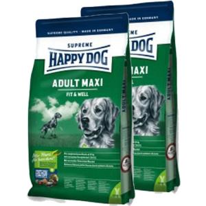 Happy Dog Supreme Adult Maxi 15 kg DuoPack