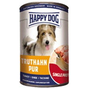Happy Dog Pulyka hús konzerv kutyák számára 800 g