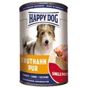 Happy Dog Pulyka hús konzerv kutyák számára 400 g