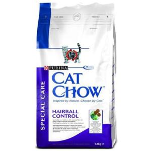 Cat Chow Adult Hairball Control macskatáp 15 kg