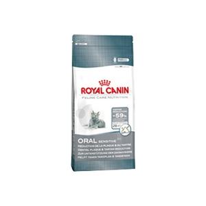 Royal Canin Oral Sensitive macskatáp 0,4 kg
