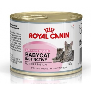 Royal Canin Babycat macskatáp Instinctive 0,195 kg