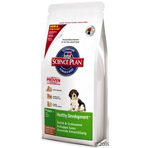 Hill's SP Canine Puppy Lamb & Rice kutyatáp 12 kg