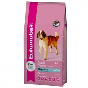 Eukanuba Eukanuba Adult Large Breed Weight Controll 15 kg