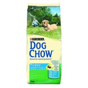 Purina Dog Chow Puppy Large Breed kutyatáp 15 kg