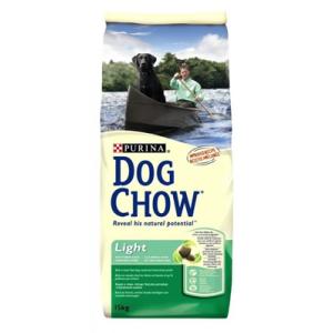 Purina Dog Chow Light kutyatáp 15 kg