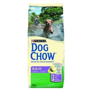 Purina Dog Chow Adult Lamb & Rice kutyatáp 15 kg