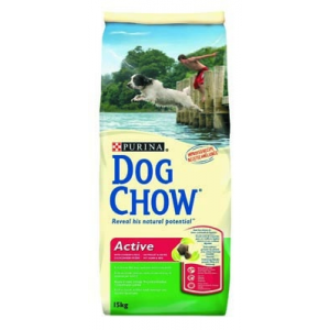 Purina Dog Chow Active kutyatáp 15 kg