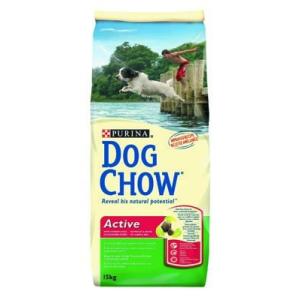 Purina Dog Chow Active kutyatáp 15 kg