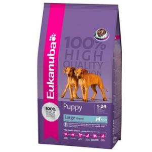 Eukanuba Puppy & Junior Large Breed 1 kg