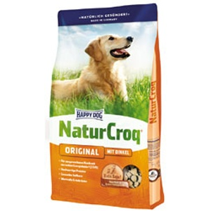 Happy Dog Natur-Croq Rind&Reis 4 kg