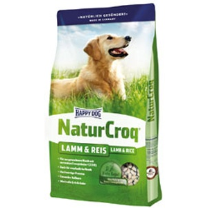 Happy Dog Natur-Croq Lamm&Reis 4 kg