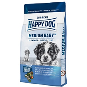 Happy Dog Supreme Medium Baby 28 kutyatáp 10 kg