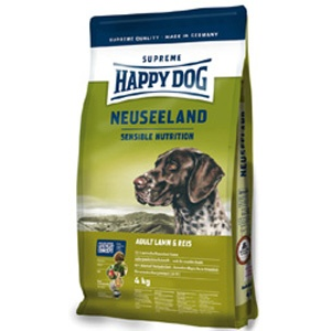 Happy Dog Supreme Neuseeland Lamb kutyatáp 12,5 kg