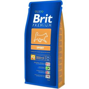 Brit Premium Sport kutyatáp 15 kg
