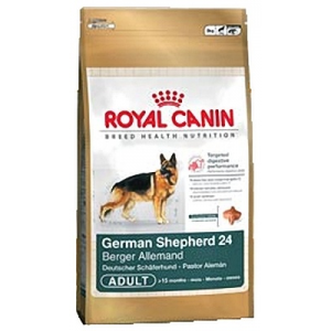 Royal Canin German Shepherd fajtatáp 12 kg