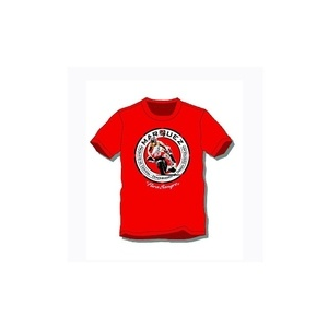 MARC MARQUEZ T-SHIRT RED 93 - XL