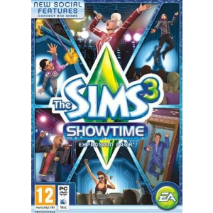 Electronic Arts THE SIMS 3 SHOWTIME (EP6) HU PC
