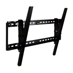 4world LCD/PDP 30\'\'- 54\'\' falitartó  dönthető 15°  max 60kg BLK