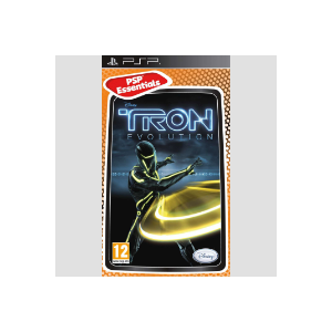 Disney TRON: Evolution Essentials PSP