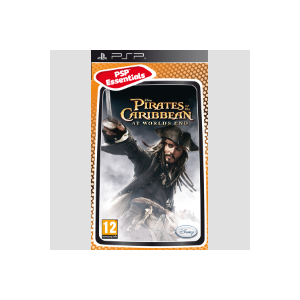 Disney Pirates of the Caribbean: At World's End PSP