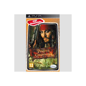 Disney Pirates of the Caribbean: Dead Man's Chest PSP
