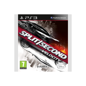 Disney Split Second Velocity PS3