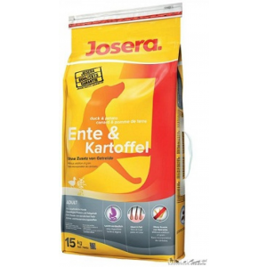 Josera Dog Duck&Potato, 15kg