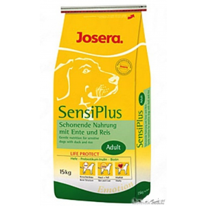 Josera Dog Sensi Plus, 15kg