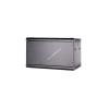 Linkbasic fali szekrény 19\'\' 6U 600x600mm fekete