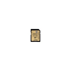 Kingston 128 GB SDXC Card Ultimate (Class 10, UHS-I) 1 adapter