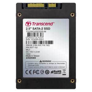 Transcend SSD25S 64GB SATA2 TS64GSSD25S-M