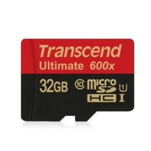 Transcend Micro SDHC 32GB UHS-I  600x (TS32GUSDHC10U1)
