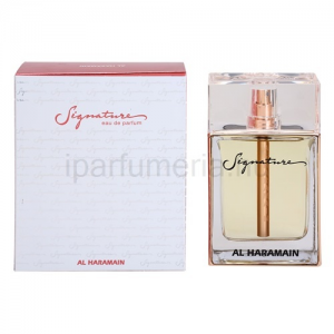 Al Haramain Signature for woman EDP 100 ml