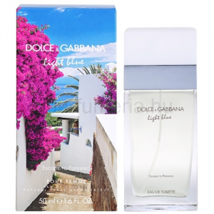 Dolce & Gabbana Light Blue Escape To Panarea EDT 50 ml
