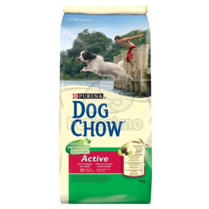 Dog Chow Adult Active 2 x 14 kg