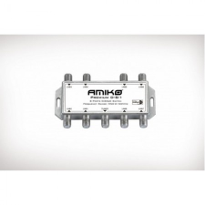 Amiko Amiko Premium D-8/1 beltéri switch hub és switch