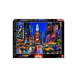 Educa TIMES SQUARE- NEW YORK neon puzzle