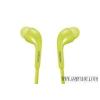 Samsung felvevőgombos 3.5 sztereó headset,Sárga