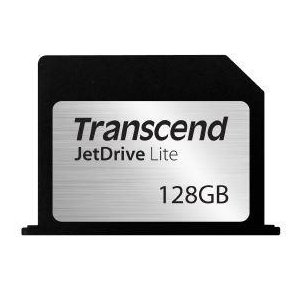 Transcend JetDrive Lite 360 storage expansion card 128GB Apple MacBookPro Retina